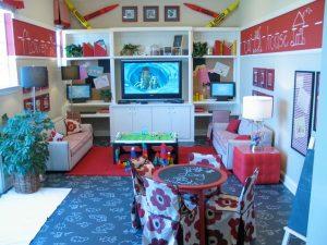 thiết kế phòng vui chơi cho bé - ảnh 8