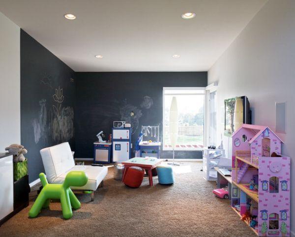 thiết kế phòng vui chơi cho bé - ảnh 12