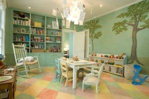 thiết kế phòng vui chơi cho bé - ảnh 3