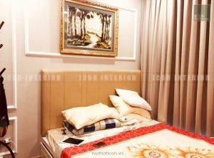 thi công nội thất phòng ngủ chung cư trọn gói
