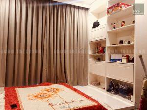thi công nội thất chung cư trọn gói phòng ngủ nhỏ