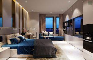 thiết kế nội thất giường thông minh cho căn hộ nhỏ