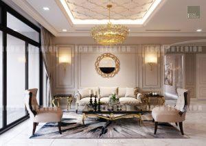 thiết kế căn hộ cao cấp vinhomes central park