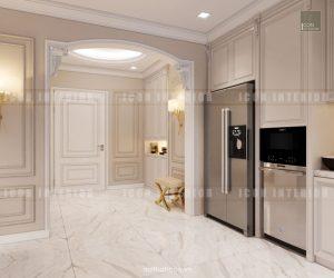 thiết kế căn hộ cao cấp vinhomes central park - tiền sảnh
