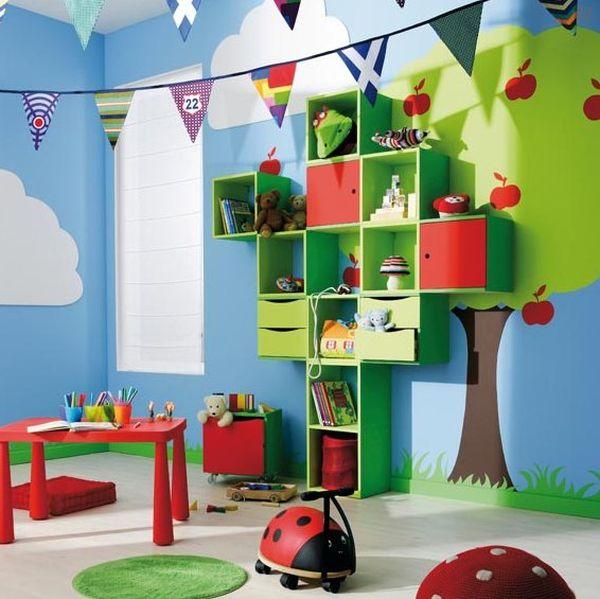 thiết kế phòng vui chơi cho bé - ảnh 16