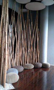 thiết kế phòng giải trí tại nhà - phòng yoga 2