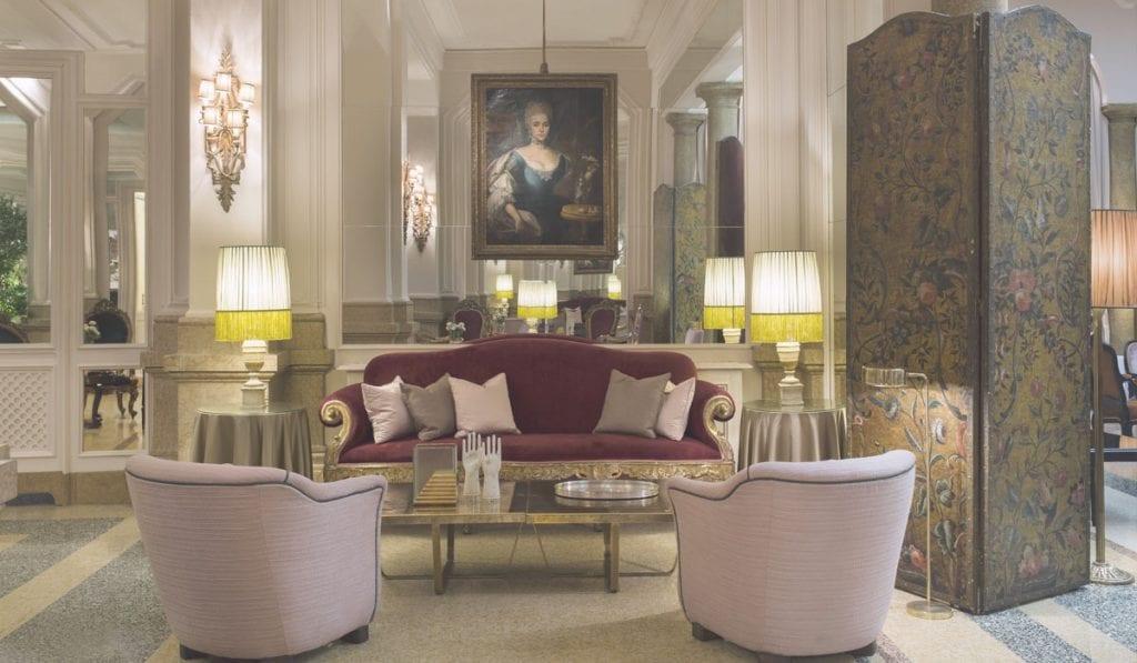 Phong cách bố trí nội thất Italia