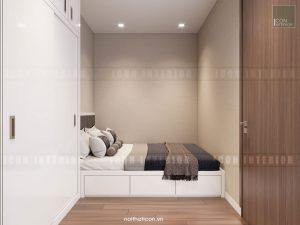 căn hộ kingston residence phòng ngủ nhỏ