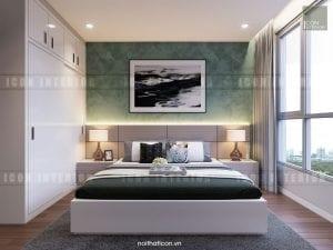 căn hộ kingston residence phòng master