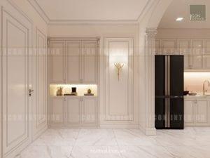 thiết kế tiền sảnh nội thất căn hộ chung cư cao cấp