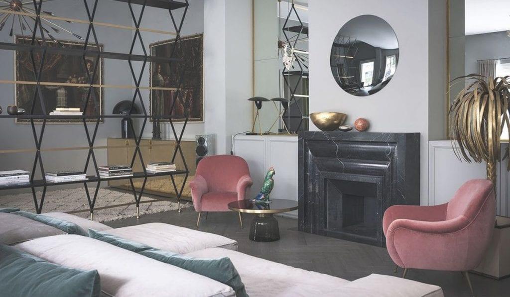 Cảm hứng trang trí nhà ở với nội thất Ý