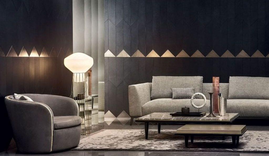 Ý tưởng decor nội thất Italia