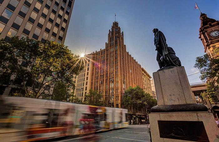 Tòa nhà Manchester Unity, Melbourne, Úc
