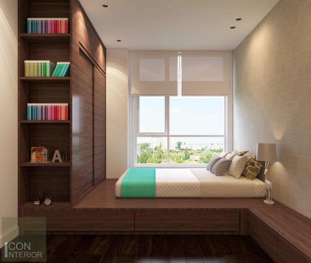 Mẫu phòng ngủ dành cho xử nữ