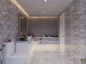 biệt thự sài gòn pearl - phòng tắm 2