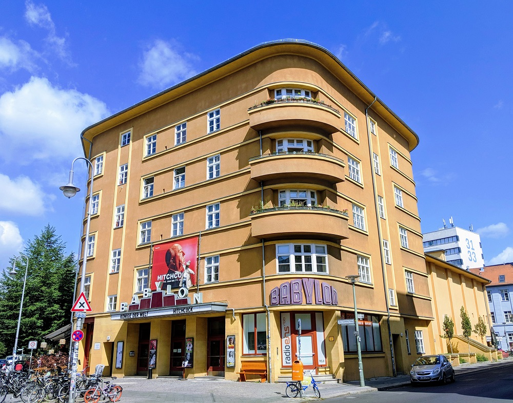 Tòa nhà phong cách Art Decor tại Đức