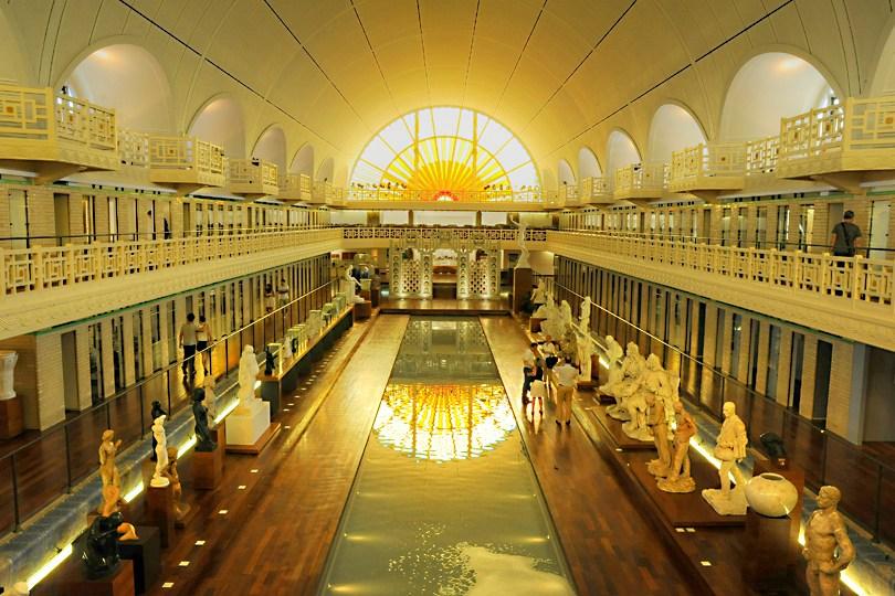 Địa điểm trên thế giới phong cách Art Decor