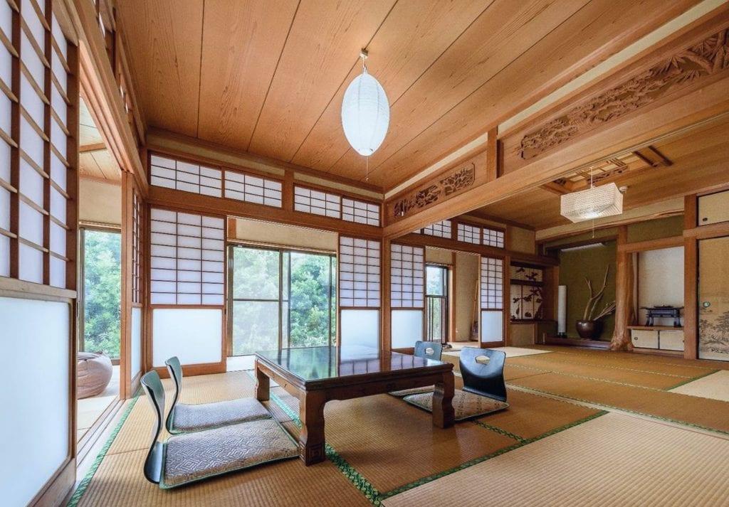 Chiếu Tatami truyền thống Nhật