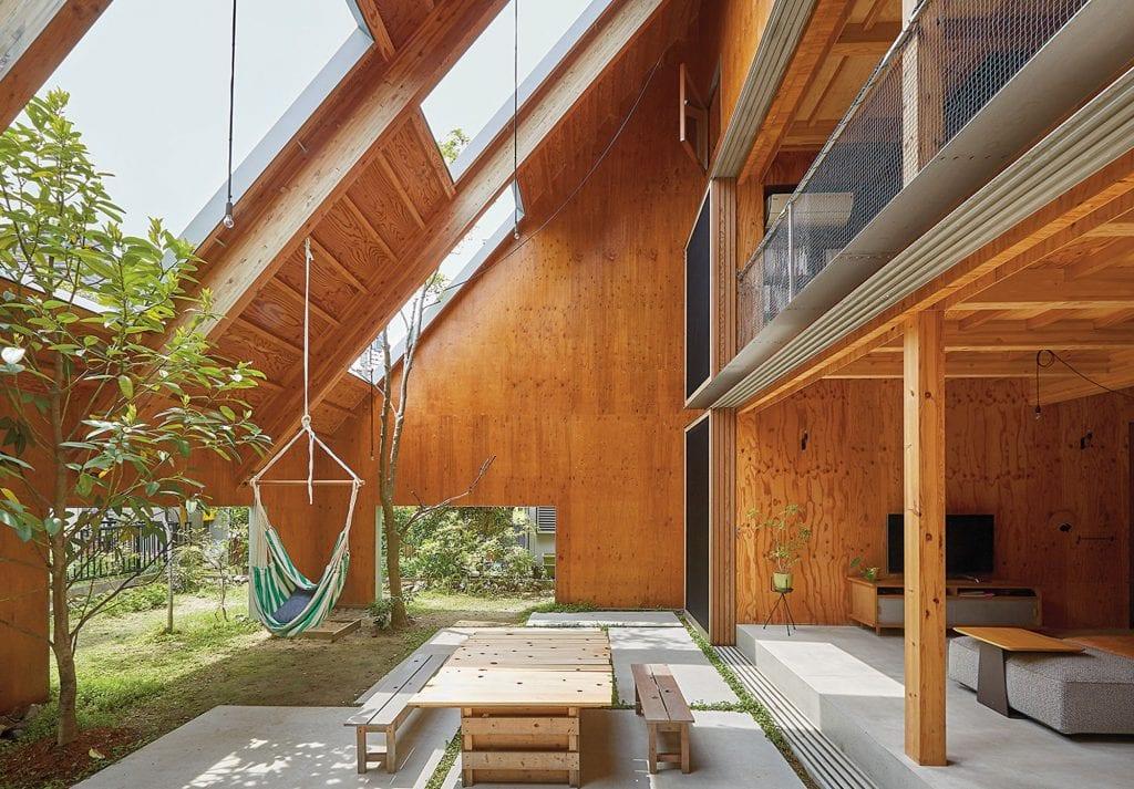 Công trình nhà ở phong cách nhật bản 1