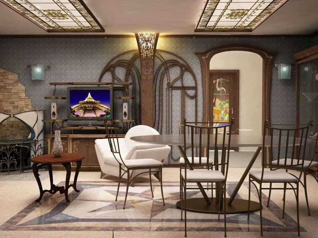 Nội thất Art Decor Style