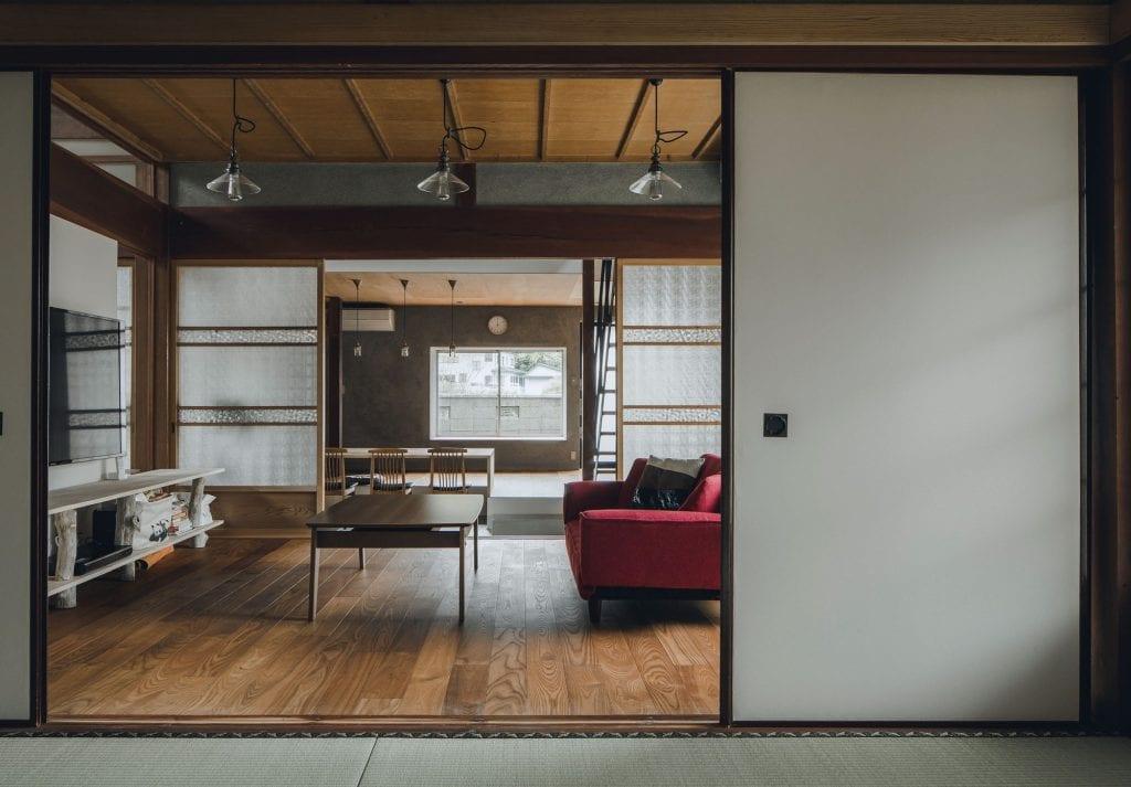 Nhà ở Nhật Bản kiến trức xưa