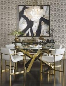 phong cách art deco trong thiết kế nội thất - ảnh 6