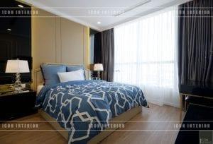 phong cách bán cổ điển - phòng ngủ nhỏ