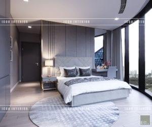 thiết kế nội thất vinhomes ba son phòng ngủ bé trai