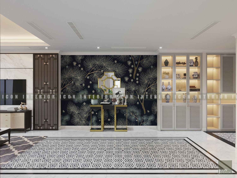 thiết kế nội thất vinhomes central park