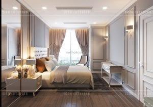 gateway thảo điền quận 2 - phòng ngủ master