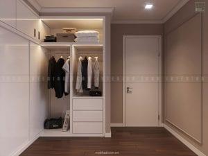 nội thất phòng ngủ chung cư đẹp 1