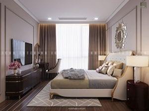 nội thất phòng ngủ chung cư đẹp