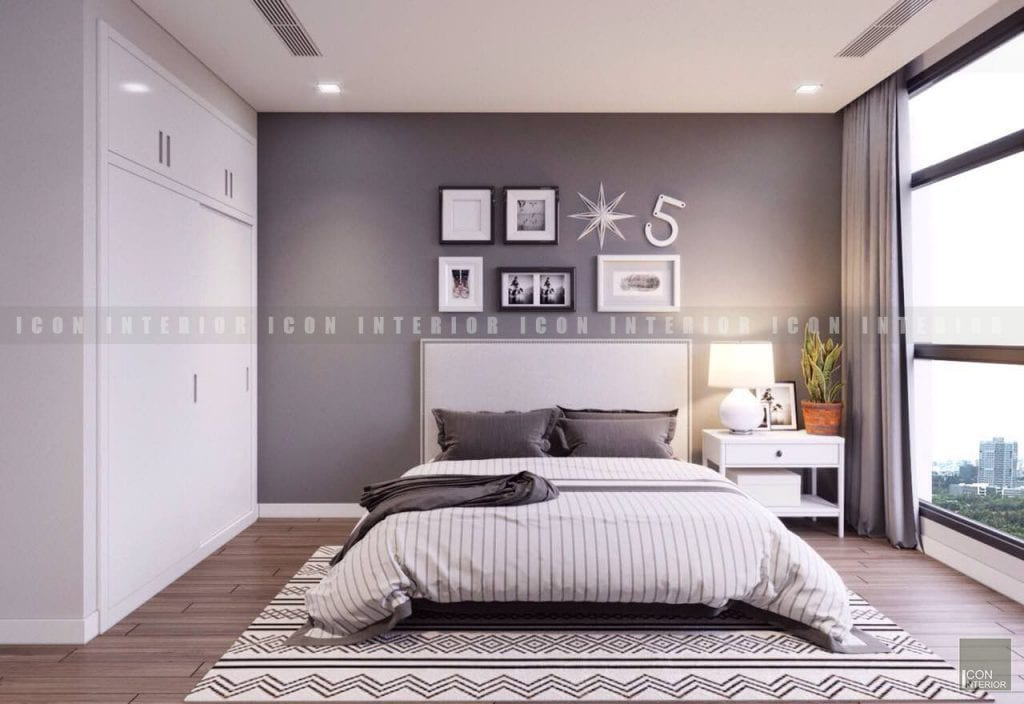 xu hướng hình học trong thiết kế nội thất