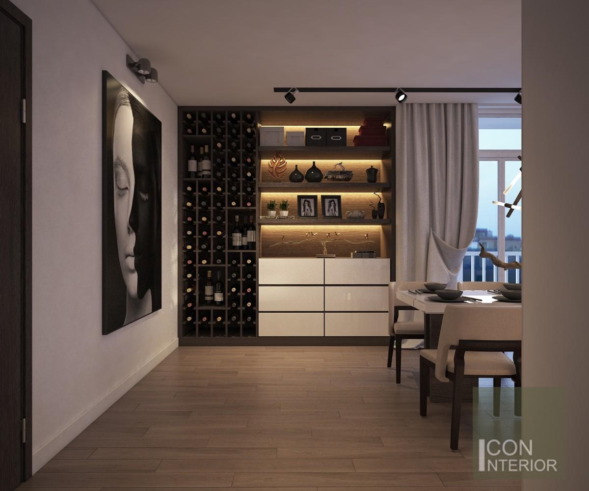 các phong cách nội thất hiện đại