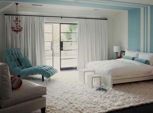 thiết kế nội thất chung cư sang trọng - vải bọc chần