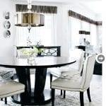 thiết kế nội thất chung cư sang trọng - nội thất màu đen 1