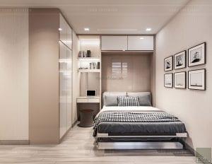 phòng ngủ thông minh aqua 4 vinhomes golden river