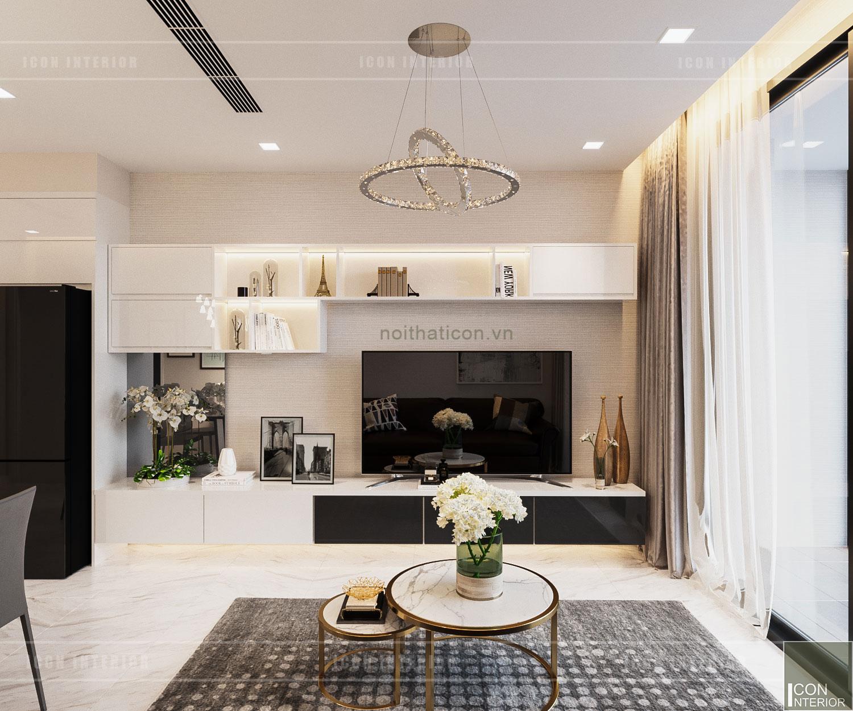 tư vấn thiết kế nội thất căn hộ chung cư