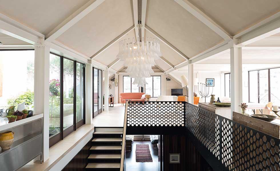 thiết kế trần nhà - ảnh 3