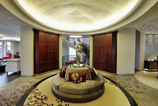 thiết kế trần nhà - ảnh 1