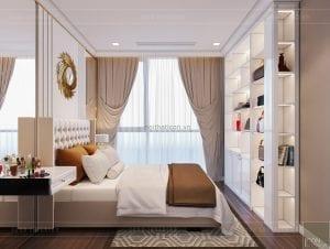 tư vấn thiết kế nội thất căn hộ phòng ngủ nhỏ