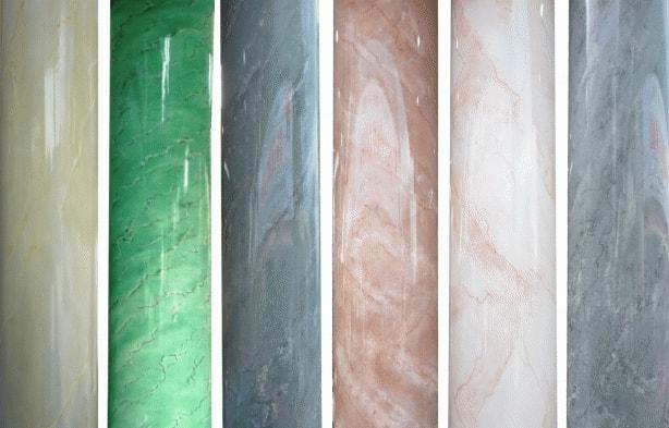 các loại đá dùng trong nội thất - đá marble