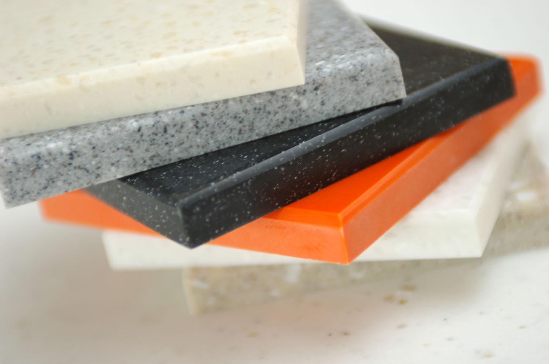 các loại đá dùng trong nội thất - solid surface