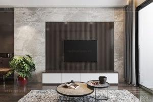 thiết kế nội thất căn hộ wilton novaland
