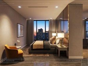 thiết kế phòng master luxury 6 vinhomes golden river
