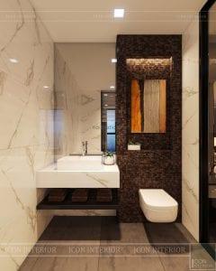 luxury 6 vinhomes golden river - phòng tắm