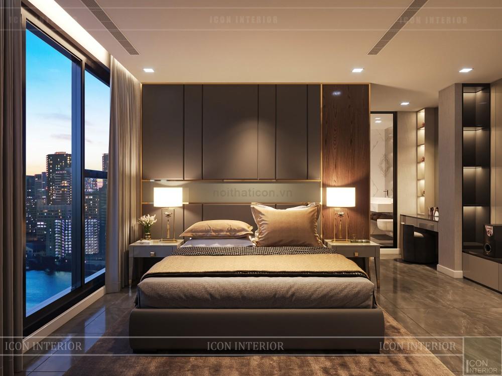 thiết kế phòng ngủ luxury 6 vinhomes golden river