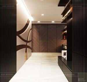 thiết kế nội thất căn hộ vinhomes ba son 1
