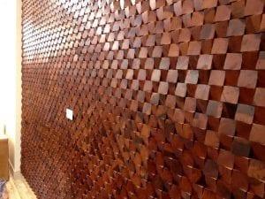 gạch mosaic gỗ 4