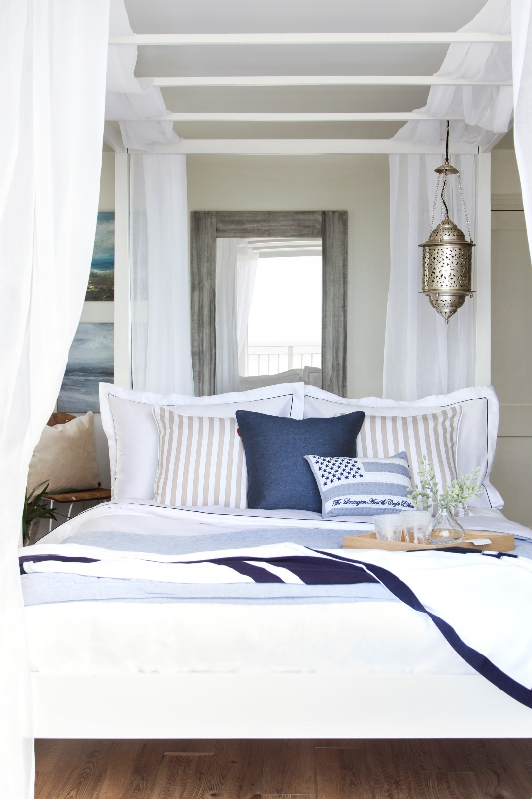 Phong cách thiết kế nội thất Ven bờ biển - ảnh 4